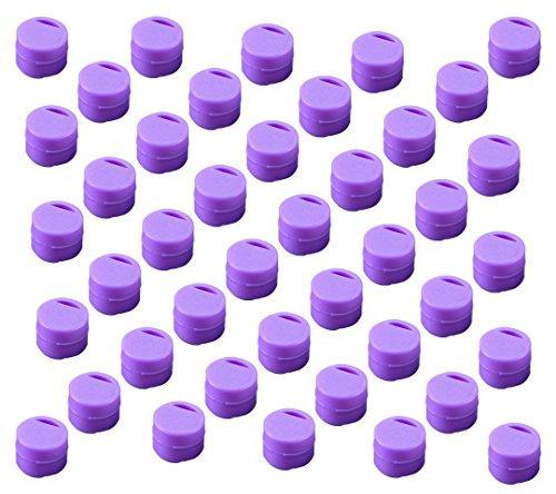 アズワン クライオチューブCryoFreeze(R) 6000-05 キャップインサート(紫) 500本/袋×4袋入1箱(500個×4袋入り)3-6367-05【smtb-s】