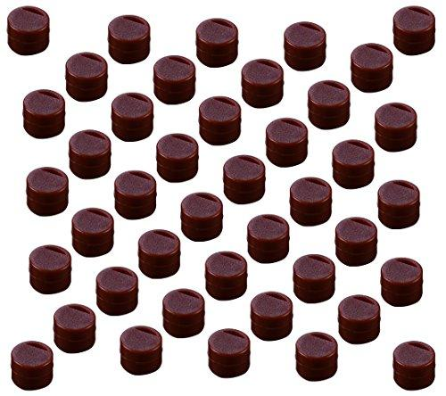 アズワン クライオチューブCryoFreeze(R) 6000-07 キャップインサート(茶)500本/袋×4袋入1箱(500個×4袋入り)3-6367-07【smtb-s】