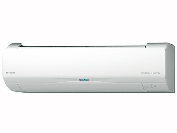 日立 ルームエアコンWシリーズ スターホワイト おもに6畳用(冷房:6~9畳/暖房:6~7畳) RAS-W22H-W【smtb-s】