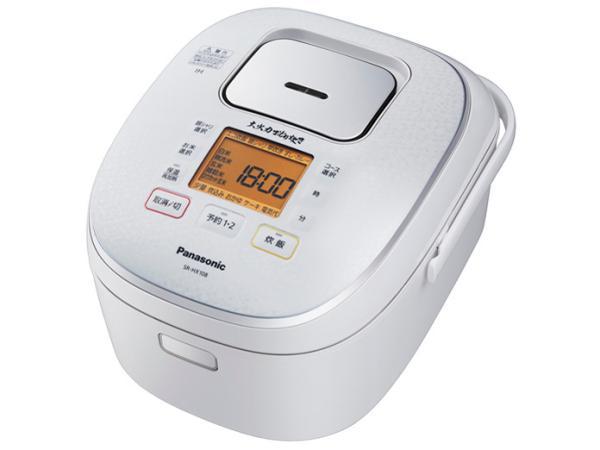 パナソニック SRHX108W 炊飯器(SR-HX108)【smtb-s】