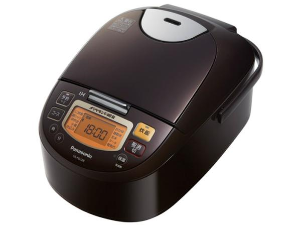 パナソニック SRFD108T 炊飯器(SR-FD108)【smtb-s】