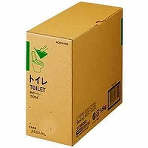 コクヨ(KOKUYO) 袋式トイレ(100回分)  DRP-TT1【smtb-s】