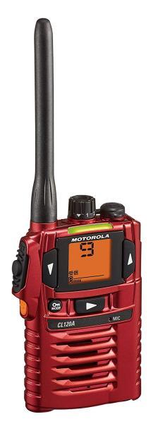 モトローラ CL120Aレッド【smtb-s】