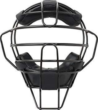 UNIX(ユニックス) 球審用マスク プレミアムモデル 硬式・軟式両用 ブラック BX83-74 (1138335)【smtb-s】