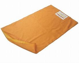 サンリッチモード 東レ トレイージー 体位変換・移動スライドシート (120×75cm) ナイロン製 オレンジ【smtb-s】