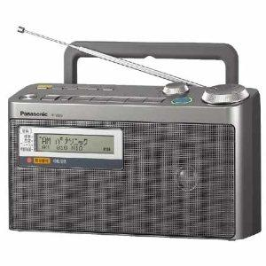 パナソニック FM緊急警報放送対応FM/AM2バンドラジオ RF-U350 (RF-U350)【smtb-s】