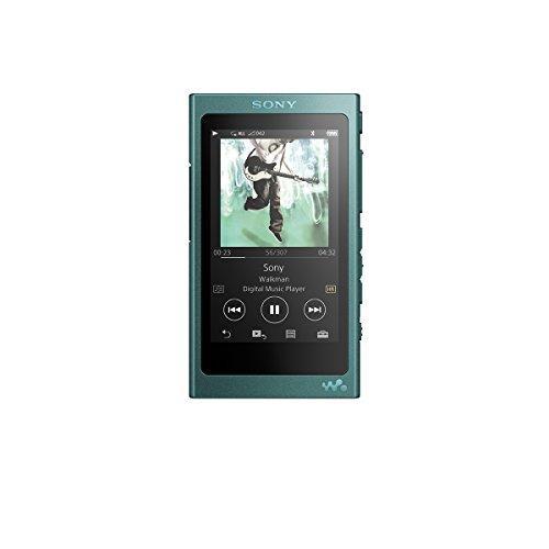 ウォークマン 16GB ソニー ビリジアンブルー(NW-A35/L)【smtb-s】 Aシリーズ メモリータイプ