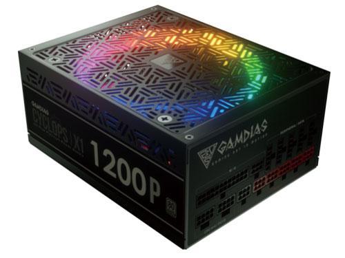 GAMDIAS CYCLOPS X1-1200P【smtb-s】