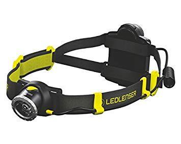 LEDLENSER レッドレンザー LED LENSER レッドレンザー iH7R CRI 高演色LEDヘッドライト 500889【smtb-s】