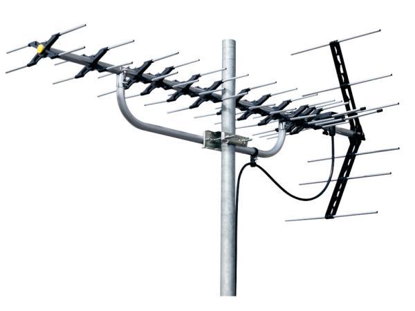マスプロ電工 LS146 地上デジタル放送対応UHFアンテナ LS146【smtb-s】