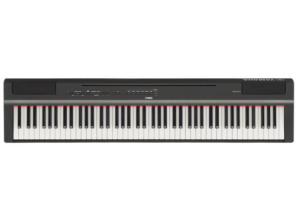 YAMAHA P125B ステージピアノ P-125B ブラック [88鍵盤]【smtb-s】