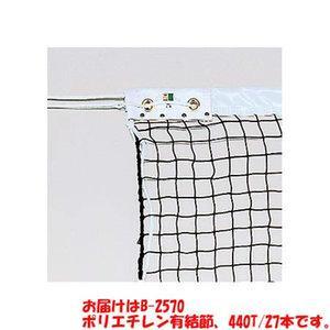 TOEI LIGHT ソフトテニスネット B-2570【smtb-s】