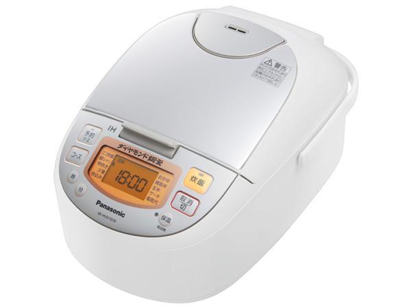 パナソニック Panasonic 炊飯器SR-HVD1070 SR-HVD1070-W【smtb-s】