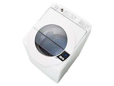 aqua AQWLV80G_W AQWLV80G-W 全自動洗濯機 シャイニーホワイト [洗濯8.0kg /乾燥機能無 /上開き]【smtb-s】