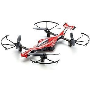 京商 20571R 【ドローン】1/18スケール ラジオコントロール DRONE RACER G-ZERO ドローンレーサー ジーゼロ(シャイニングレッド) レディセット 20571R【smtb-s】