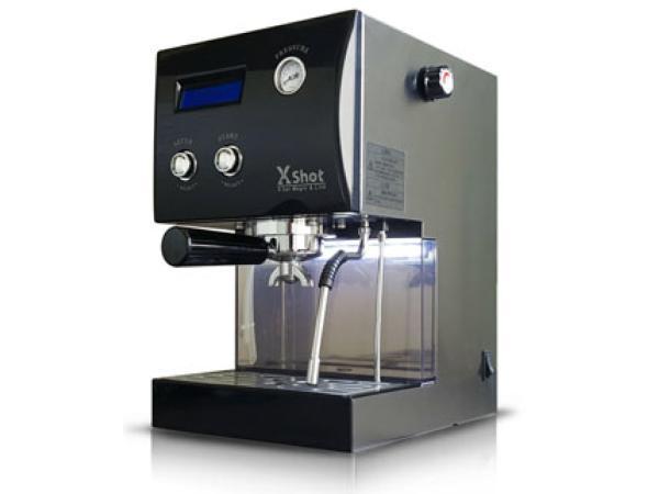 西山工業 NX141B 多機能エスプレッソ&ドリップマシン 「X Shot」 NX141-B ブラック【smtb-s】