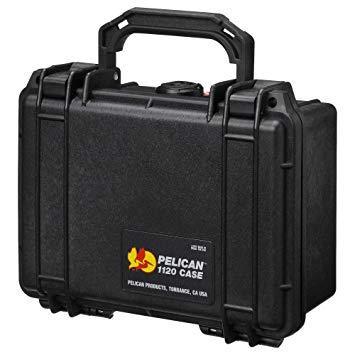 ペリカン 1120HKBK 小型防水ハードケース 1120HK (ブラック)【smtb-s】