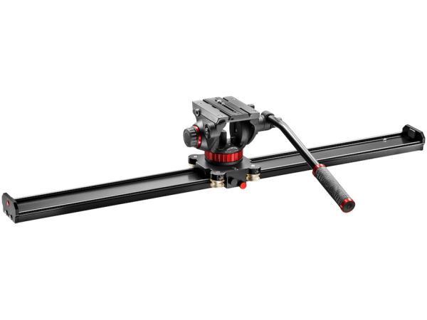 MVS100AMVH502AH マンフロットスライダー 100cm / MVH502AH付 MVS100AMVH502AH【smtb-s】