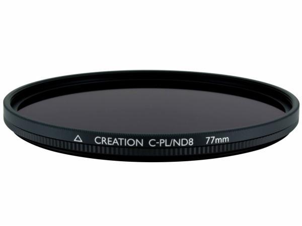 マルミ77MMCREATIONCPLND 77mm CREATION C-PL/ND8【smtb-s】