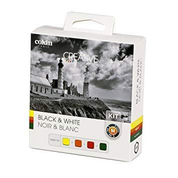 コッキン H400034B&Wキット クリエイティブフィルターシステム 4種白黒用キット Mサイズ(Pシリーズ)H400-03【smtb-s】