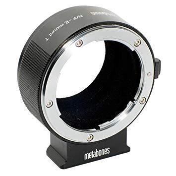 メタボーンズ MB_NFEBT2 METABONES製 Sony Eマウント用 Nikon F レンズ T Ver2 アダプター【smtb-s】
