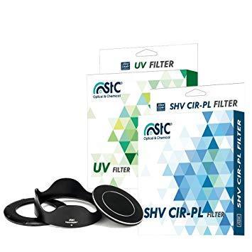 STC OTHRX10004 フードアダプタ for SONY RX 100シリーズ 46mm UV+CPLセット OTHRX10004【smtb-s】