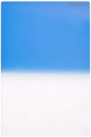 SL37ポップブルー100X150 LEEリーフォトグラフィック樹脂フィルター 100X150mm角 ハーフカラーグラデーションポップブルー【smtb-s】