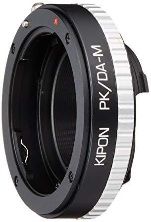 キポン PKDAM マウントアダプター PK/DA-M【ボディ側:ライカM/レンズ側:ペンタックスK・DAシリーズ】【smtb-s】