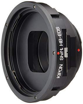 キポン SHIFTHBEOS マウントアダプター SHIFT HB-EOS【ボディ側:キヤノンEF/レンズ側:ハッセルブラッドV】【smtb-s】