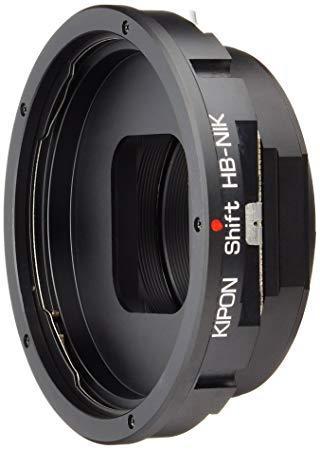 キポン SHIFTHBNIK マウントアダプター SHIFT HB-NIK【ボディ側:ニコンF/レンズ側:ハッセルブラッドV】【smtb-s】