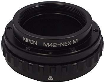 キポン M42NEXM マウントアダプター M42-NEX M【ボディ側:ソニーE/レンズ側:M42】【smtb-s】