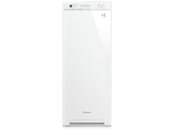 ダイキン(DAIKIN) MCK55VW MCK55V-W 加湿空気清浄機 ホワイト [適用畳数:25畳 /PM2.5対応 /最大適用畳数(加湿):14畳]【smtb-s】