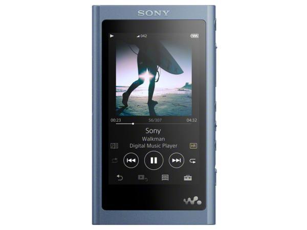ソニー(SONY) ソニー NW-A57LM ウォークマン ウォークマンA50シリーズ 64GB ムーンリットブルー(NW-A57)【smtb-s】