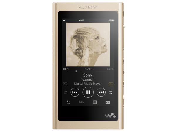 ソニー(SONY) ソニー NW-A55HNNM ウォークマン ウォークマンA50シリーズ 16GB ペールゴールド(NW-A55HN)【smtb-s】