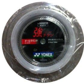 YONEX (BG65T2/011)ヨネックス BG65T-2 バドミントンストリング カラー:ホワイト【smtb-s】