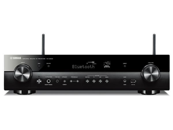 ヤマハ(YAMAHA) RXS602B AVアンプ RX-S602B ブラック [ハイレゾ対応 /Bluetooth対応 /Wi-Fi対応 /ワイドFM対応 /5.1ch]【smtb-s】