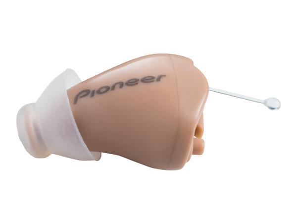 パイオニア(Pioneer) パイオニア VMR-E50-C 耳穴型集音器(電池式PR41付)片耳デジタル(VMRE50)【smtb-s】