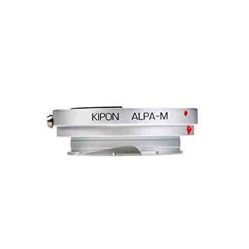 キポン ALPALM マウントアダプター ALPA-M【ボディ側:ライカM/レンズ側:アルパ】【smtb-s】