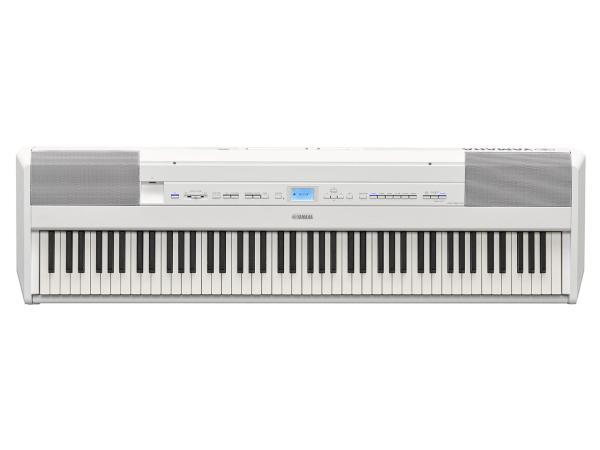 ヤマハ(YAMAHA) ヤマハ P-515WH 電子ピアノ 88鍵盤 ホワイト(P-515)【smtb-s】