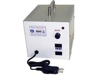 日章工業(NISSYO INDUSTRY) SK1600U 変圧器 (アップダウントランス) 「トランスフォーマ SKシリーズ」(120V⇔100V・容量1600W) SK-1600U【smtb-s】