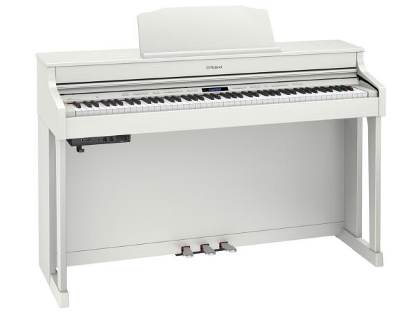 ローランド HP603A 電子ピアノ HP603-AWHS ホワイト仕上げ [88鍵盤]【smtb-s】