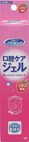 世界の人気ブランド 送料無料 川本産業 永遠の定番モデル マウスピュア 口腔ケアジェル イチゴ風味 40g入