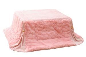 送料無料 イケヒコ コーポレーション フィラメント素材 感謝価格 省スペース ピンク フィリップ こたつ薄掛け布団単品 180×180cm 販売期間 限定のお得なタイムセール