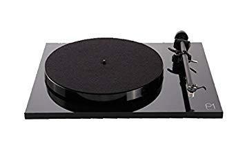 rega PLANAR1BLACK50HZ レコードプレーヤー(50HZ専用) PLANAR1BLACK50HZ【smtb-s】