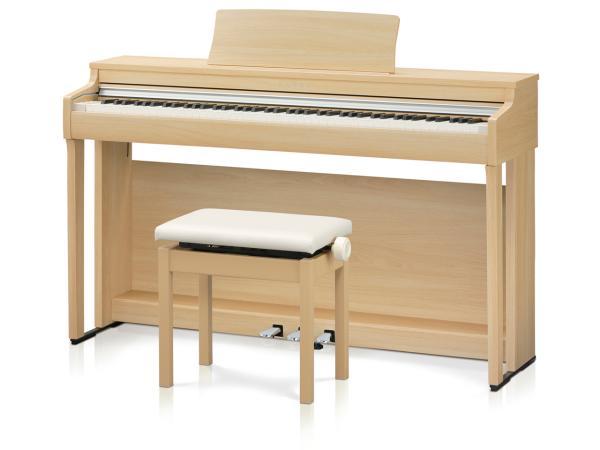 KAWAI CN27 【標準設置費込み】電子ピアノ CN27LO プレミアムライトオーク調仕上げ [88鍵盤]【smtb-s】