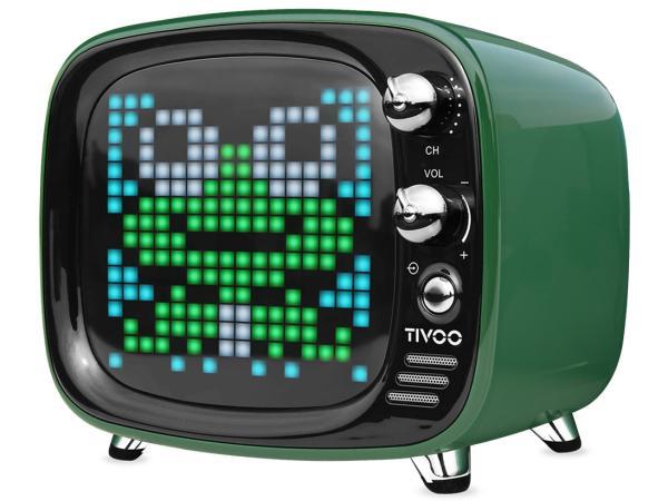 DIVOOM DIV-TIVOO-GR ブルートゥーススピーカー TIVOO DIV-TIVOO-GR DIV-TIVOO-GR グリーン【smtb-s】