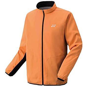 ヨネックス ユニウラジツキウィンドウォーマーシャツ 品番:70059 カラー:ブライトオレンジ(160) サイズ:M【smtb-s】