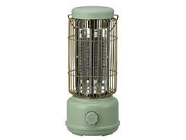 スリーアップ RTT1845 電気ストーブ RT-T1845-GN レトログリーン [カーボンヒーター]【smtb-s】