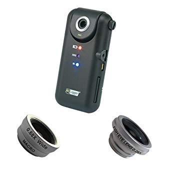 ハイテック マルチプレックス ジャパン H108RC RC Logger PROカメラ Wレンズセット[生産完了品 在庫限り]【smtb-s】