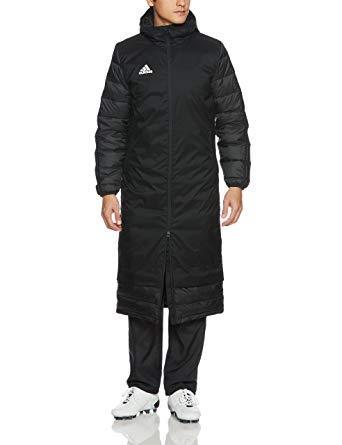adidas 83_CONDIVO18_WTコート (DJV52) [色 : BLK/WHT] [サイズ : J2XO]【smtb-s】